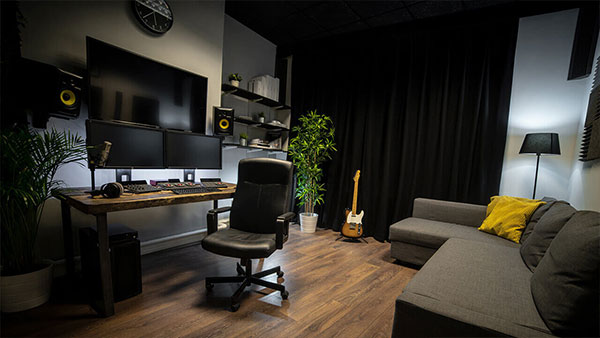 Post-Production Finishing Room
