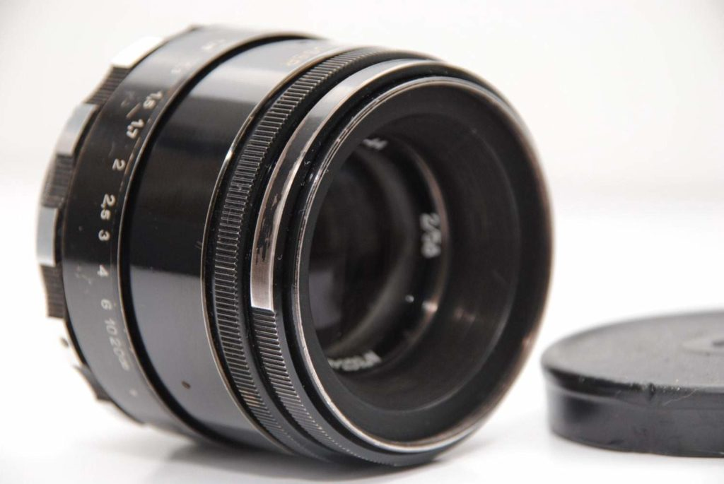 The 1978 Helios 44–2 58mm F/2.0