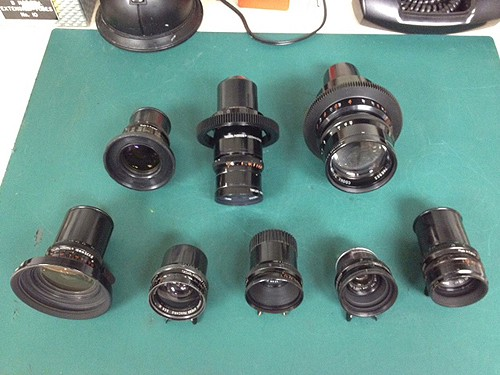 Original Cooke Speed Panchro Lenses