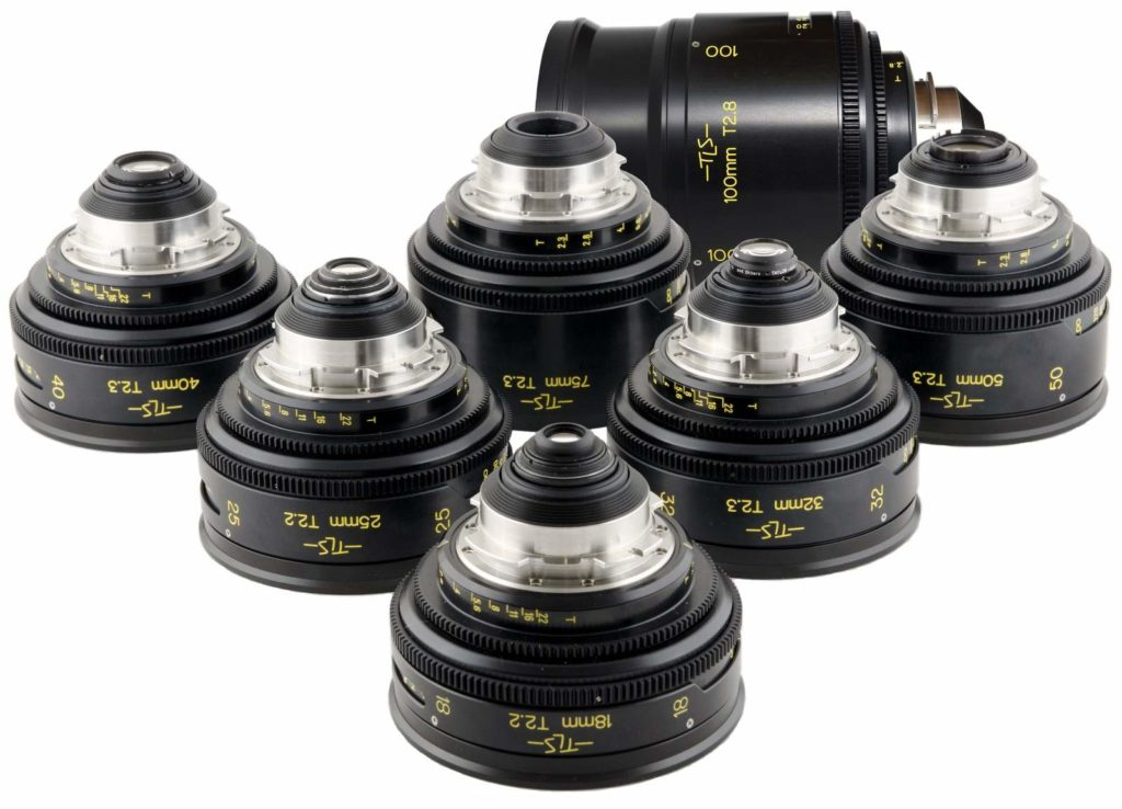TLS Rehoused Cooke Speed Panchros