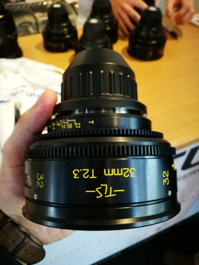 The Original Cooke Speed Panchro, rehoused by TLS
